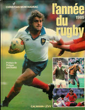 L'année du Rugby-Francesa Rugby anual (no13) 1985