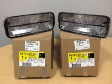 1985-1992 CAMARO RS Z28 IROC FRONT PARK LAMPS LEFT & RIGHT NEW GM OEM
