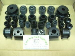 Land Rover Discovery 1 - Complete Suspension Bush Kit From MA081992  FK0125