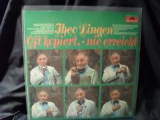 Theo Lingen - Oft Kopiert, - Nie Erreicht
