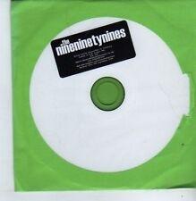 (BP492) The Nineninetynines, Dirty Little Secret - DJ CD