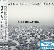 JOSHUA REDMAN-STILL DREAMING-JAPAN CD BONUS TRACK F30