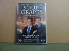 Sour Grapes (DVD, 2003) new and sealed