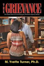 The Grievance: One Woman's Ordeal with Sexual Harassment-ExLibrary
