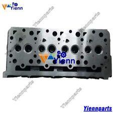 V2203-M-DI-EU cylinder head for Kubota engine Bobcat S130 S150 loader 6685503