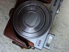 Canon PowerShot G9 X Mark II 20.9 MP Digital Camera BONUS case and bag! Charger