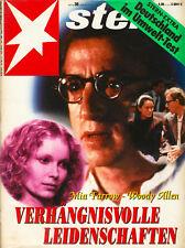 stern 36/1992: Mia Farrow/Woody Allen - Verhängnisvolle Leidenschaften 27.08.92