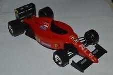 Vintage Burago Ferrari 641/2 Ivan Capelli Scala 1:24 Fait en Italie Excellent