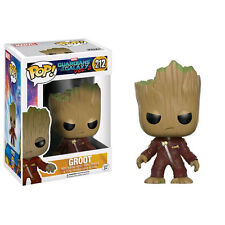 Guardians of the Galaxy: Vol. 2 - Baby Groot Angry Ravager Pop! Vinyl Figure NEW
