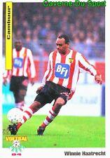 089 WINNIE HAATRECHT SC.CAMBUUR NETHERLANDS VOETBAL CARD 94 PANINI