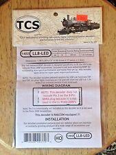 TCS #1402 DCC LL8-LED Decoder for Proto-2000 Locomotives NEW