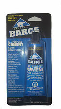 Barge All Purpose Cement Leather Rubber Wood Glass Glue 3/4 oz