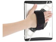 Callstel 2in1 Tablet-halterung mit Handschlaufe und Standfunktion