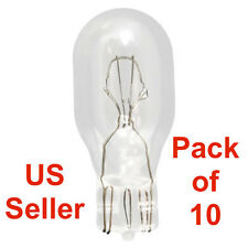 906 Light Bulb Auto Car Miniature Lamp 13v pinball game more Lot (Pack of 10)