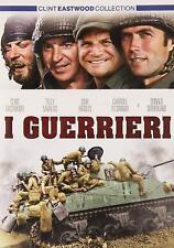 I GUERRIERI CON CLINT EASTWOOD (DVD) NUOVO, ITALIANO, ORIGINALE