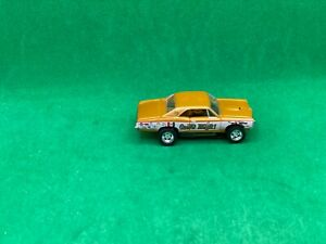 ORIGINAL MODEL MOTORING GTO TIGER, GOLD/WHITE, RRR WHEELS, AWESOME LOOKING CAR