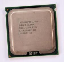 Intel Xeon X3323 (SLASE) Quad-Core 2.5GHz/6M/1333 Socket LGA771 CPU Processor