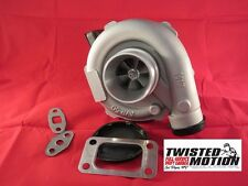 TWISTED MOTION T3 T4 (QUICK SPOOL) TURBO SR20DET S13 S14 240SX USA MADE!!