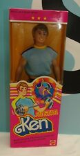 Barbie Ken All Star NIB Vintage