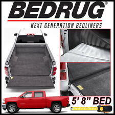 """BEDRUG 2007-2018 Chevy Silverado 1500 Custom Bed Protection Liner Mat fits 5'8"""""""