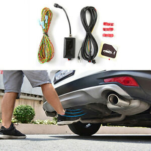 Car SUV Pickup Powered Electric Tailgate Foot Sensor Controlled Open/Close Kits