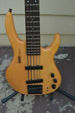 HOHNER Professional B-Bass V 5-String Neck-Thru Active Bass