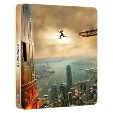 SKYSCRAPER (Steelbook) (Blu-ray)