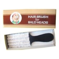 Brush For Bald Heads!  Get The Gift That Keeps Giving! - Hair Brush For Baldies!
