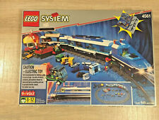 LEGO System Electric Fast Passenger Train Set Railway Express 4561 9v New 1999