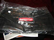 Rubbermaid Commercial Executive Series FG617600BLA Fabric Divided Waste/Recycle