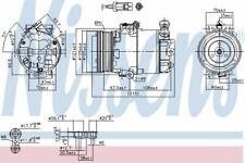 Nissens Compressors 89042    OE: 6854028