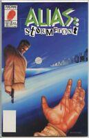 Alias 1990 series # 2 near mint comic book