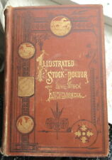 ILLUSTRATED LIVE-STOCK ENCYCLOPEDIA 1892 Horse Cattle Sheep Pig Poultry Dog Bees