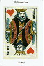 Carte impériale Roi de Coeur--VM16752