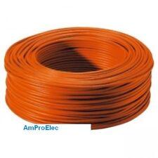 Fil électrique souple VK 0,5 - 0,75 -1 -1,5- 2,5 - 4- 6 -10 -16- 25- 35- 50 mm²