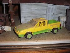 1/25 Custom 1980's Chevy Cavalier Stepside Truck junkyard hauler 4 parts restore