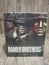 Band of Brothers New Vhs 2002 6-Tape Boxed Set Sealed Plus 80 Minute Documentary