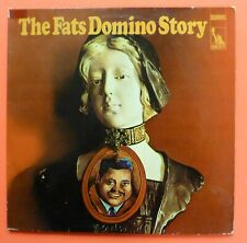 FATS DOMINO Fats Domino Story 2LP GERMAN Import BLUEBERRY HILL  #3617