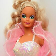 Vintage 1990 Costume Ball Barbie Doll