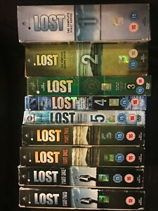 Lost Seasons 1 2 3 4 5 6 DVD Boxsets Choose From List