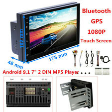 "Universal 7 "" 2DIN Android 9.1 Car Radio GPS Navigation Audio Stereo MP5 Player"