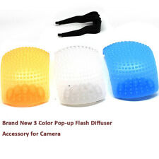 Cap Soft Box Soft Flash Light Diffuser Speedlight Cover For Canon/Nikon/Sony