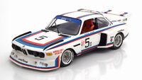 1:18 Minichamps BMW 3.5 CSL  #5, 6h Watkins Glen Miller/Cowart 1979