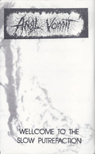 Anal Vomit - Welcome to the Slow Putrefaction, 1995 (Per), Tape