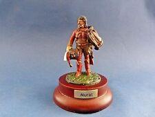 Soldat de plomb 1er empire sur socle bois - Prince Murat - Lead soldier