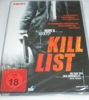 Senator - Kill List - DVD/NEU/OVP/Action-Thriller/FSK 18