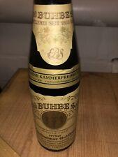 1975 Trockenbeerenauslese & Eiswein BEIDES! Asselheimer Goldberg GOLDENE Ausz.!