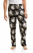 NEW MARVEL PUNISHER CHARACTER LOUNGE SLEEP PANTS PAJAMA BOTTOMS MEN MEDIUM 32-34