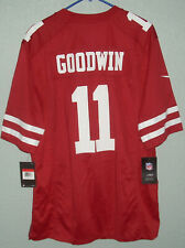 SAN FRANSICO 49ers #11 MARQUISE GOODWIN JERSEY NIKE ADULT L NWT