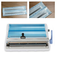 Dental Sealing Machine PTC Heating Sterilization Pouch Bag Medical Sealer 500W
